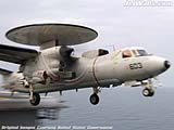 """E-2C Hawkeye"" - Wallpaper No.91.  Click for 640x480 or select another size."