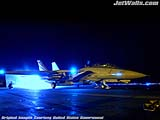 """F-14A Tomcat"" - Wallpaper No.28.  Click for 640x480 or select another size."