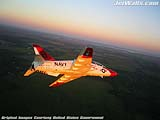 """T-45A Goshawk"" - Wallpaper No.40.  Click for 640x480 or select another size."
