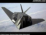 """F-117 Nighthawk"" - Wallpaper No.50.  Click for 640x480 or select another size."