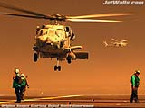 """HH-60H Seahawk"" - Wallpaper No.41.  Click for 640x480 or select another size."
