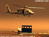 """HH-60H Seahawk"" - Wallpaper No.42.  Click for 640x480 or select another size."